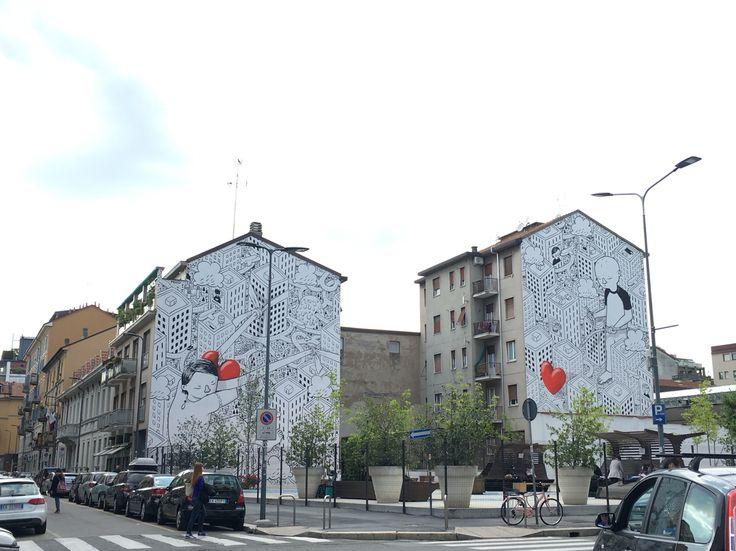 Via Morosini - Milano