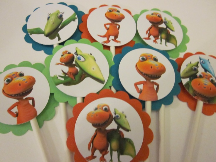 free!! Budget Birthdays: Dinosaur Train Birthday