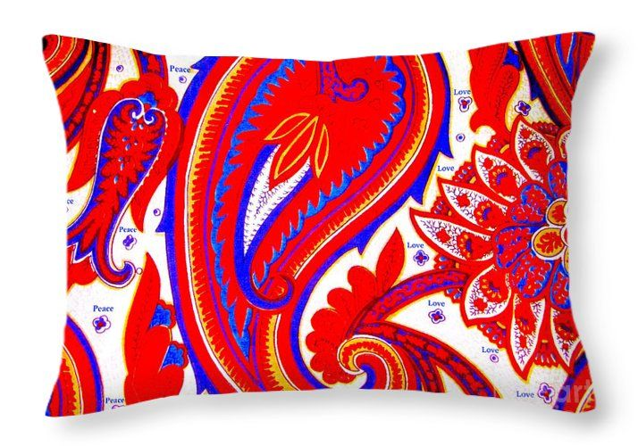 """""""Peace & Love"""" psychedelic paisley images and merchandise designed by Sexy Root Beer (tm) available at fine art america."""