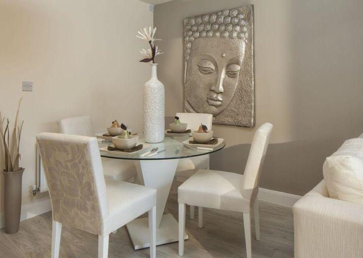 David wilson homes newbury brilliant interior design for Very small dining room ideas