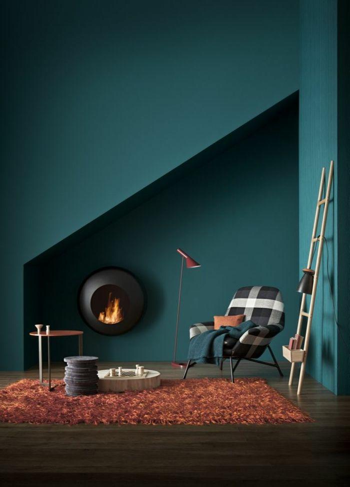 ber ideen zu dunkler teppich auf pinterest grauer teppich teppiche und gestrichene. Black Bedroom Furniture Sets. Home Design Ideas
