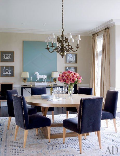 Designers And Architects Own Dining Rooms