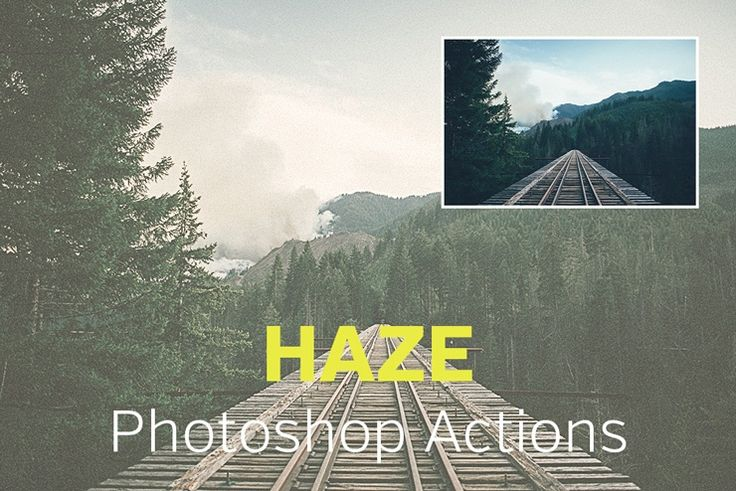 This is a set of 5 free Photoshop haze actions for creating beautiful effects with your photos, released exclusively for PixelsMarket by our friends at Loaded Landscapes. You can download and use these actions for free in your personal and commercial projects. You can see some preview before and after images here: