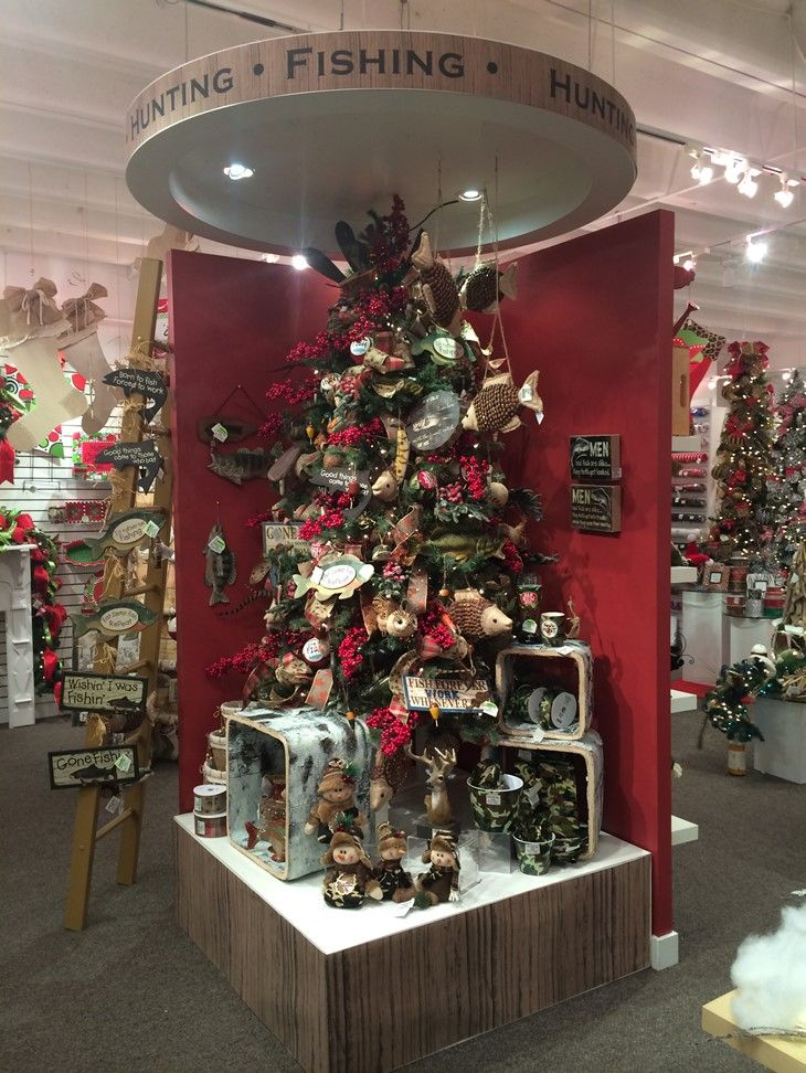 Christmas Display From Our Dallas Showroom At The Dallas Market Center    Winter 2015! #