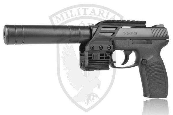 Pistolet pneumatyczny UMAREX TDP 45 TAC z cel. las kal. 4,5mm BB Militaria…