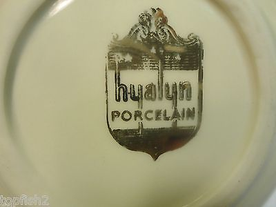 Open Front Buggy Pin or Trinket Dish 4 1 Diameter Hyalyn . & 87 best HYALYN PORCELAIN images on Pinterest | China Porcelain and ...