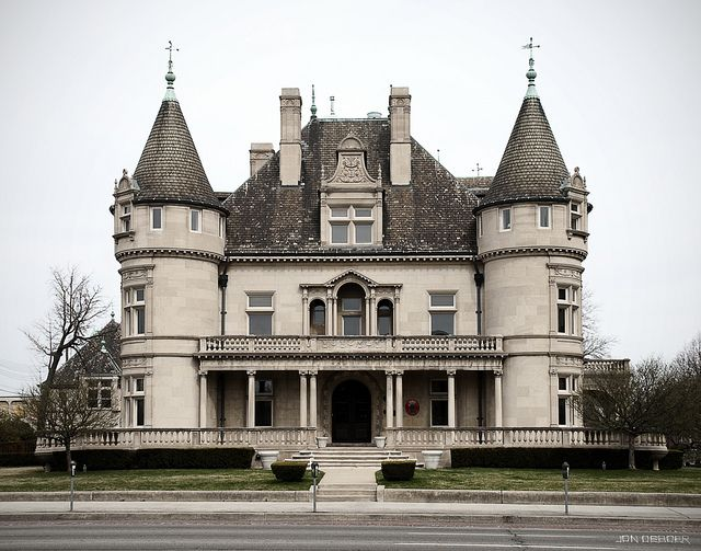 17 Best Images About Houses With Turrets On Pinterest