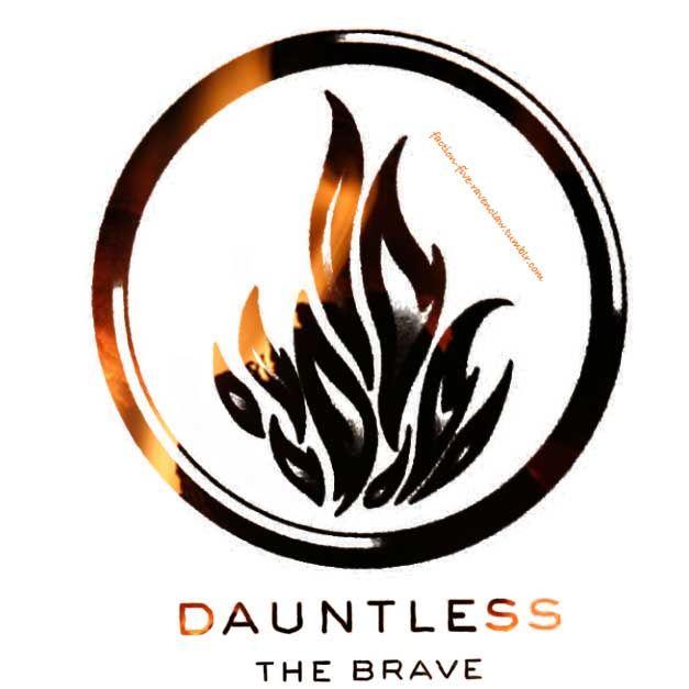 I Am Brave, I Am Dauntless ~_~ | Divergent | Pinterest