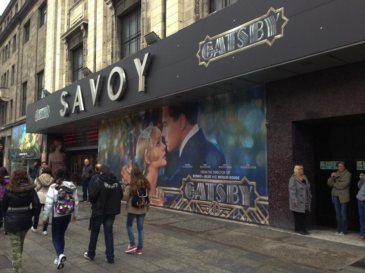 The Savoy in Dublin, Ireland is a former Catholic Church, one of about 25 churches in Ireland remodeled for other uses.