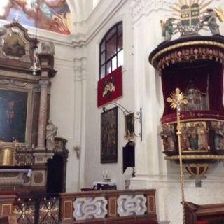 St Pölten, Austria - Prandtauerkirche