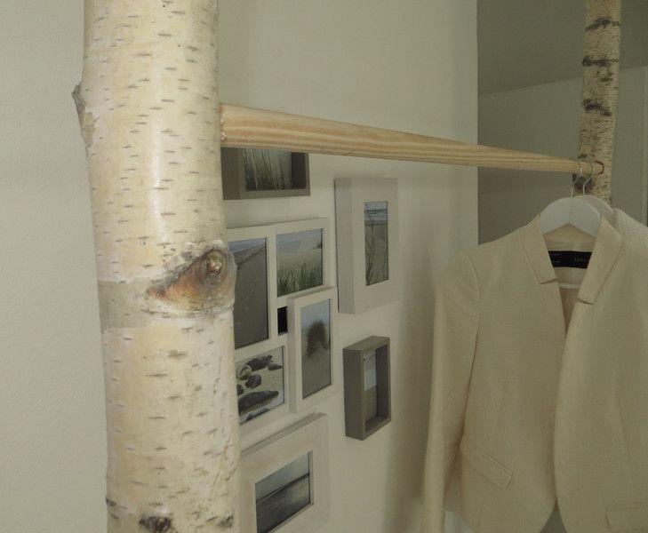 ber ideen zu birkenholz auf pinterest stammholz weihnachtsdekoration und holz. Black Bedroom Furniture Sets. Home Design Ideas