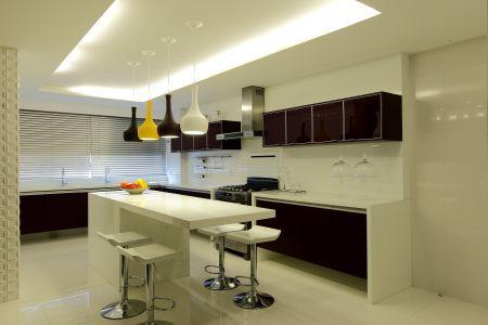 Como Escolher Cortinas para a Cozinha - Clique Arquitetura