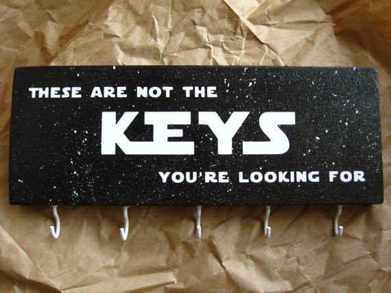 This amazing key holder — $9.50