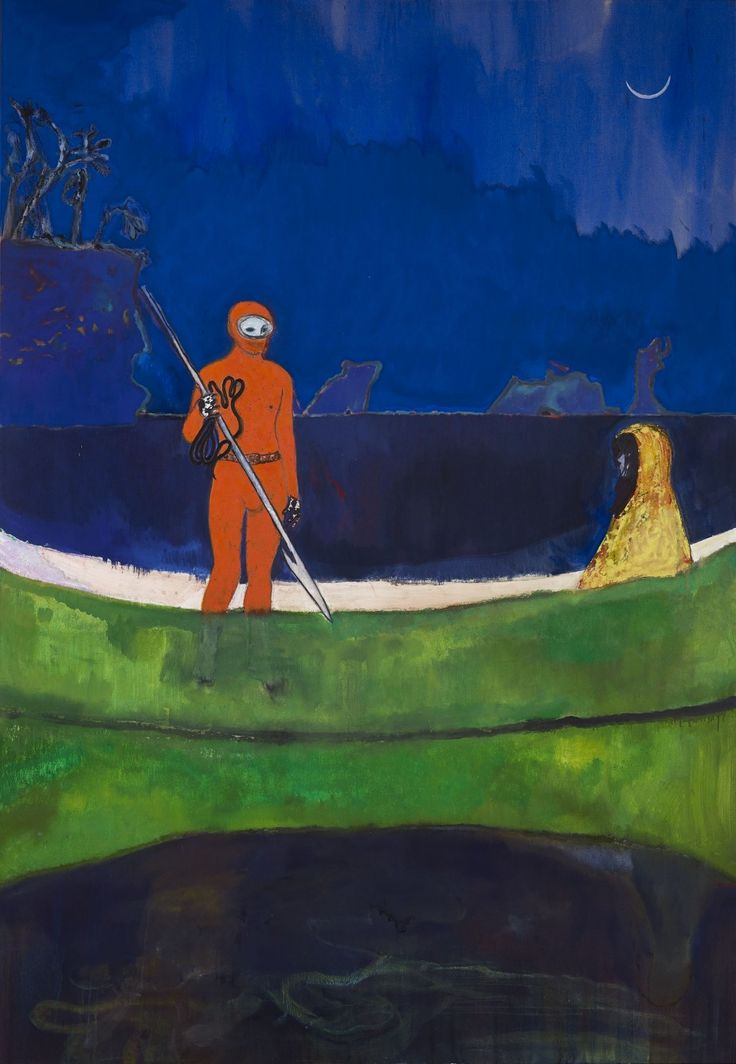 Spearfishing - Peter Doig (British, b. 1959)