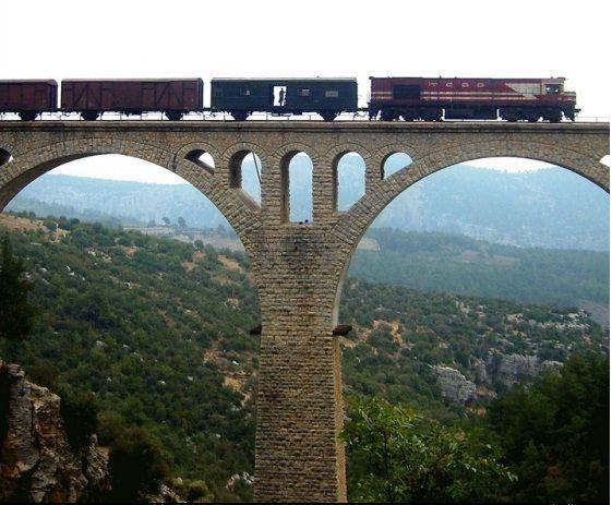 Varda Bridge-2, Adana, Turkey