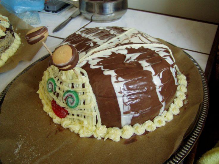 brouček dort