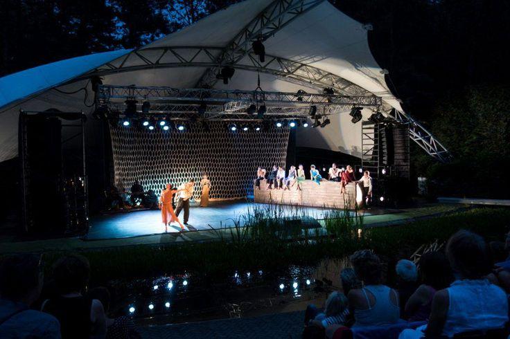 Caprera! Een zomer vol voorstellingenl8 & concerten in het openluchttheater en het hele jaar door wandelen in de prachtige natuur bij Bloemendaal.