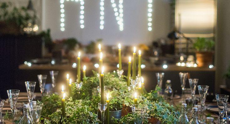 «Mi piace la naturalezza in tutte le cose: la luce del giorno, le candele la sera»  Michael, direttore creativo e instagramer