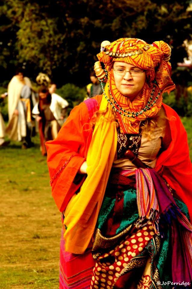 My Character, Aleta De La Mar, at Empire Autumn Equinox 2014.  Photo by Joe Perridge