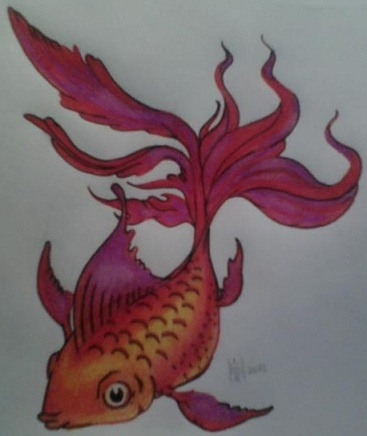 17 best images about tattoo ideas on pinterest koi for Goldfish tattoo meaning