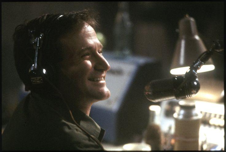 Airman Second Class Adrian Cronauer / Robin Williams (Good Morning Vietnam)