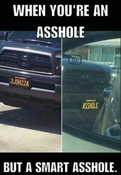 Funny License Plates Ideas