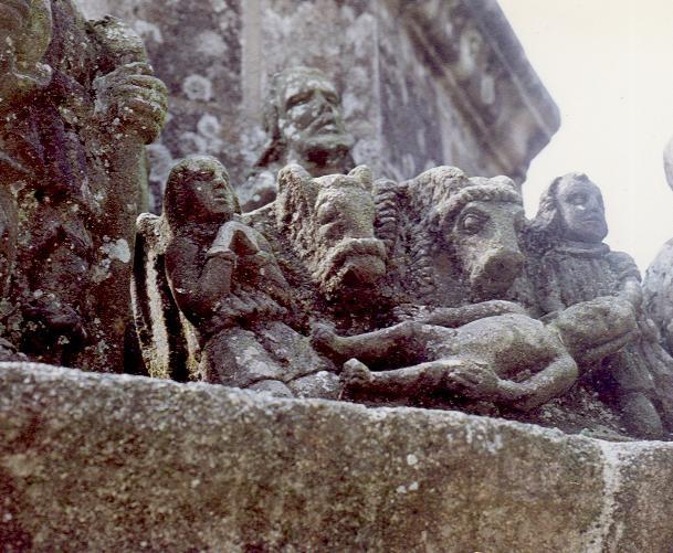 Natività a Kergrist-Moëlou