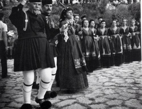 Γάμος στο Μέτσοβο Λεύκωμα: ΜΕΤΣΟΒΟ ΚΩΣΤΑΣ ΜΠΑΛΑΦΑΣ