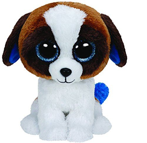 TY Beanie Boos Duke the Dog 6 PLUSH ** Be sure to check out this awesome product.Note:It is affiliate link to Amazon.