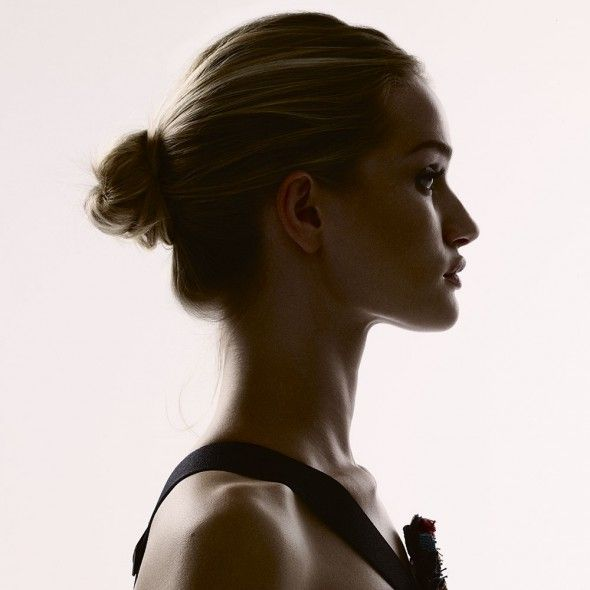 Rosie Huntington-Whiteley on beauty, diet, exercise and fitness | Harper's Bazaar