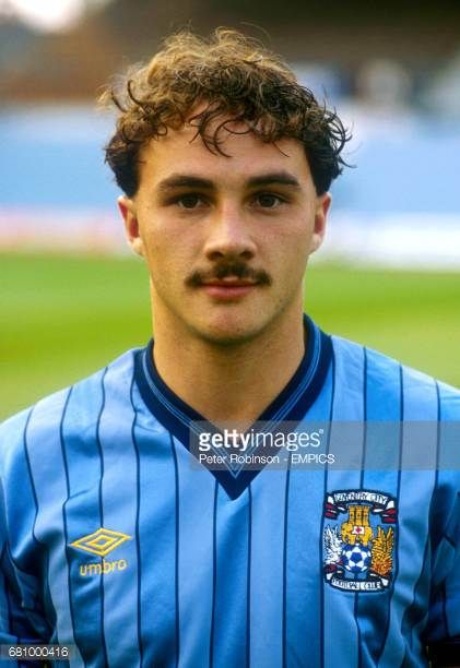 Terry Gibson Coventry City