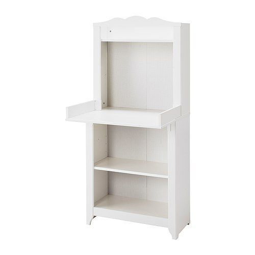 HENSVIK: white changing table/cabinet,  $219.00AUD. We've tried this one out for height/versatility and have our eye on it plus a few other things. Thus Ikea vouchers would be GREATLY appreciated.