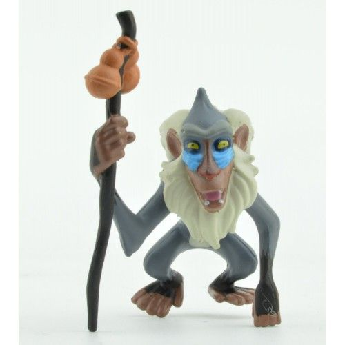 Disney The Lion Guard Series 2 2-Inch Mini-Figure - Rafiki