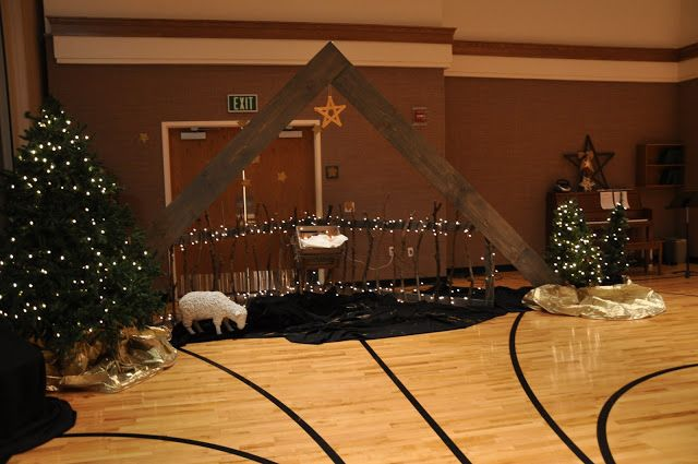 McGannTribe Blog: Relief Society Christmas Program 2012