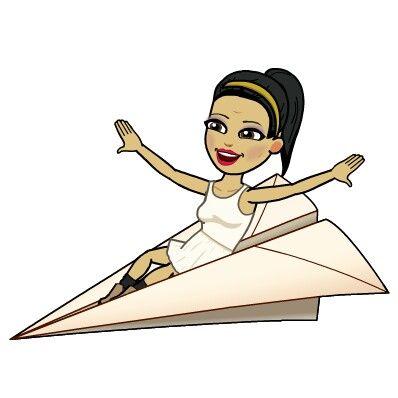 Viajando con un avion de pael jupiiiii!!!
