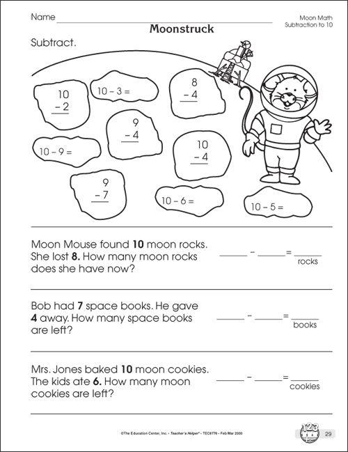 17 Best images about Kindergarten work sheets on Pinterest ...
