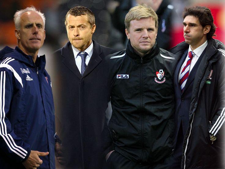 December Sky Bet Championship Manager of Month nominations: Eddie Howe, Slavisa Jokanovic, Aitor Karanka & Mick McCarthy >> http://www.football-league.co.uk/news/article/2014/sky-bet-championship-manager-of-the-month-nominations-2183551.aspx.