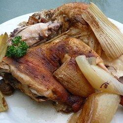 Simple Slow Roast Chicken - Allrecipes.com