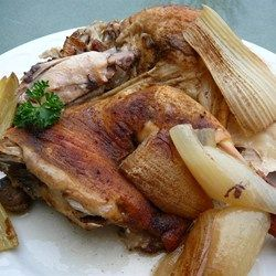 Simple Slow Roast Chicken - Allrecipes.com