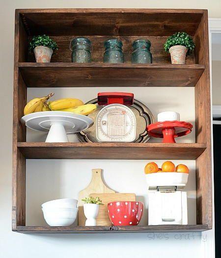 25+ Best Ideas About Wooden Wall Shelves On Pinterest