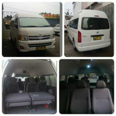 Sewa Mobil Toyota Hiace Harian Jogja - 1,1 juta / day ( mobil + bbm + driver ) Telp. 082242253284 | Oke Review