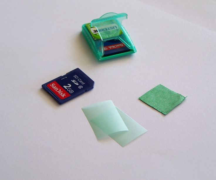 In This Instructable,  I will show you how to make a Hidden SD card holder from a used Listerine Breath Strips case. For this project, you will need: A used Listerine Breath Strips PocketPak 1 or 2 Full sized SD cards    A piece of paper The color of the case ( I used green construction paper) *Optional* A few breath strips