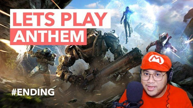 Anthem Gameplay Tagalog Ending Post Credits Anthem Gameplay