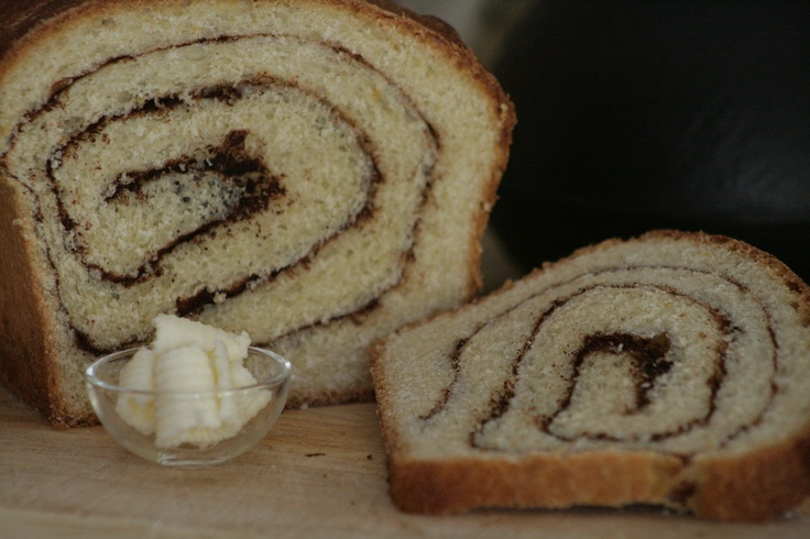 Cinnamon Swirl Bread | Bread, Buns & Rolls | Pinterest | Cinnamon ...