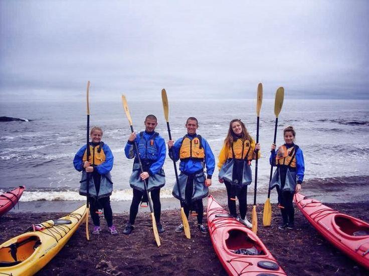 Sea Kayaking at Lutsen Resort