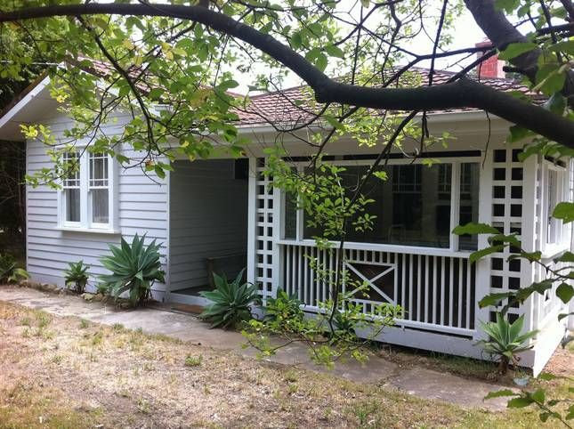 Our escape to the country cottage is available for rent through Stayz.com.au