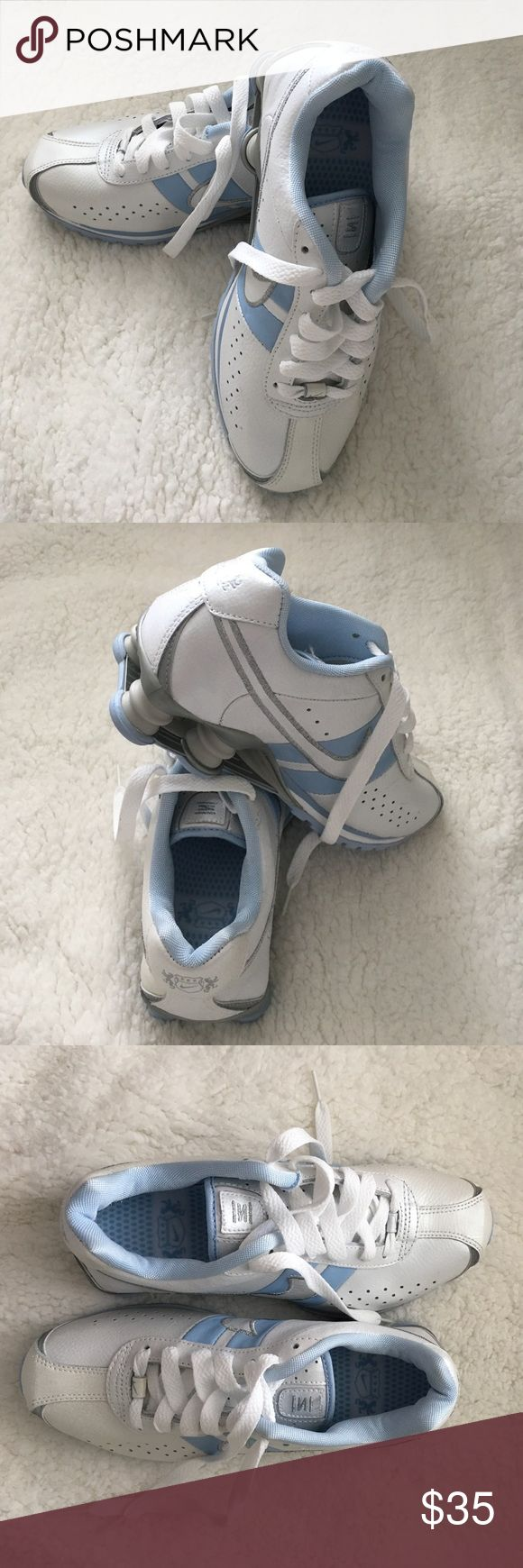 Brand New Classic Nike Shox Brand New Classic Nike Shox. Never worn. No box. Nike Shoes Athletic Shoes