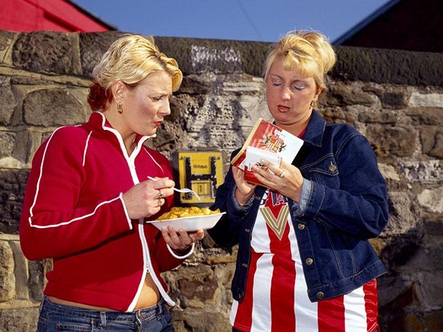 sunderland supporters - stuart roy clarke