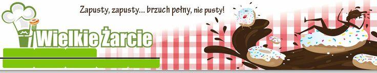 Wielkie Żarcie - Przepis - Szarlotka z kaszy manny