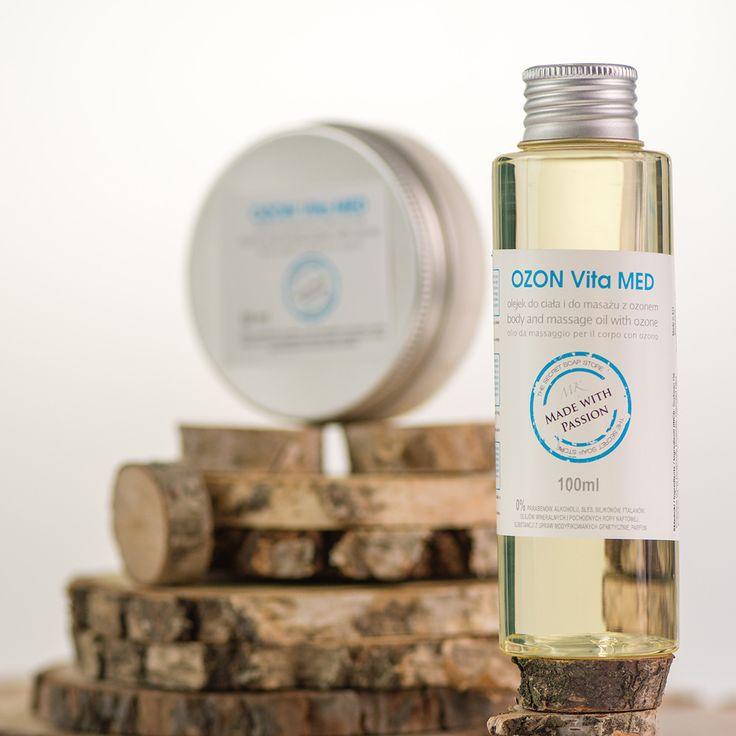 Czy próbowaliście już Ozonu w kosmetykach? <3 Znajdziecie je tutaj: http://secret-soap.com/ozonowa-73